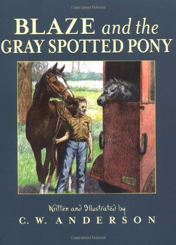 Blaze and the Gray Spotted Pony (Billy and Blaze) 9780689817410 Billy's younger neighbor, Tommy, loves to ride Blaze, but he wants a pony of his own--a real one--and with a little help from Billy and