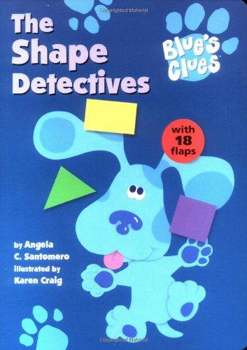 9780689817472: The Shape Detectives (Blue's Clues)