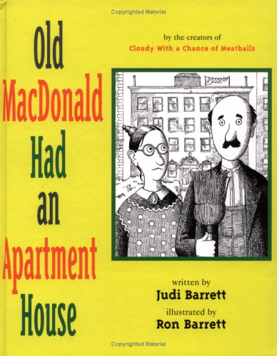 Old Macdonald Had An Apartment House: Barrett, Judi