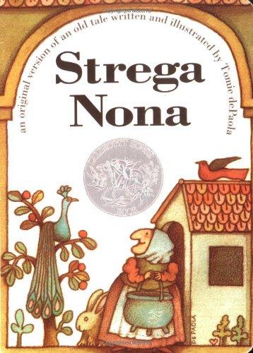 9780689817649: Strega Nona: An Original Version of an Old Tale (Classic board books)