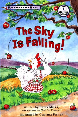 9780689817908: The Sky Is Falling (Ready-To-Read)