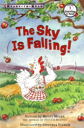 9780689817915: The Sky Is Falling Ready To Read