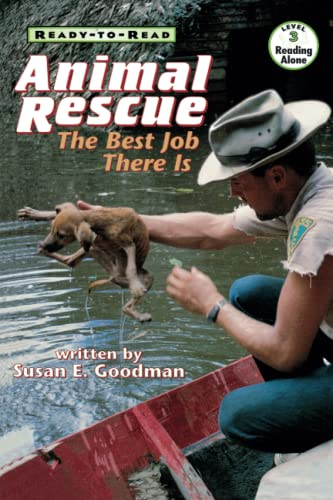 9780689817953: Animal Rescue: The Best Job There Is