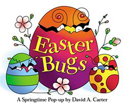 9780689818622: Easter Bugs : A Springtime Pop-up by David A Carter