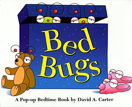 9780689818639: Bed Bugs: A Pop up Bedtime Book
