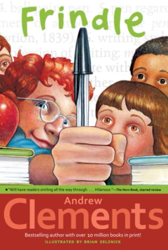 Frindle: Andrew Clements