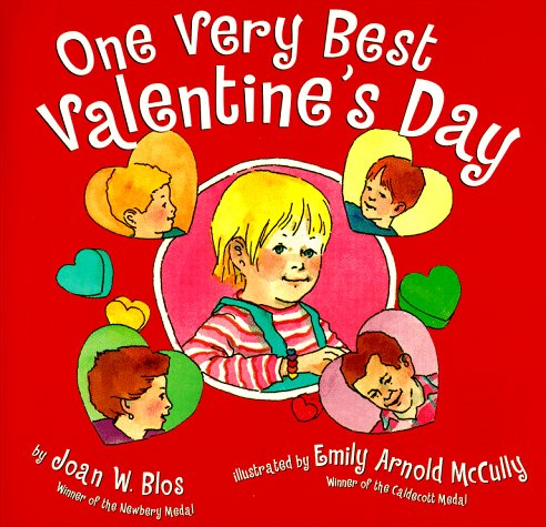 One Very Best Valentines Day (0689819447) by Joan W. Blos