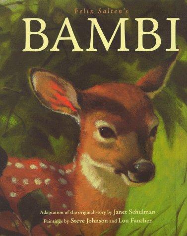 9780689819544: Felix Salten's Bambi