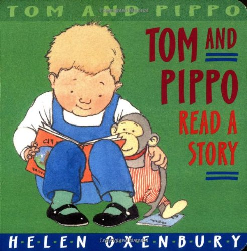 9780689819582: Tom and Pippo Read a Story (Tom and Pippo)