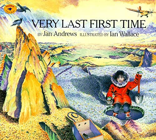 9780689819605: Very Last First Time (Aladdin Picture Books)