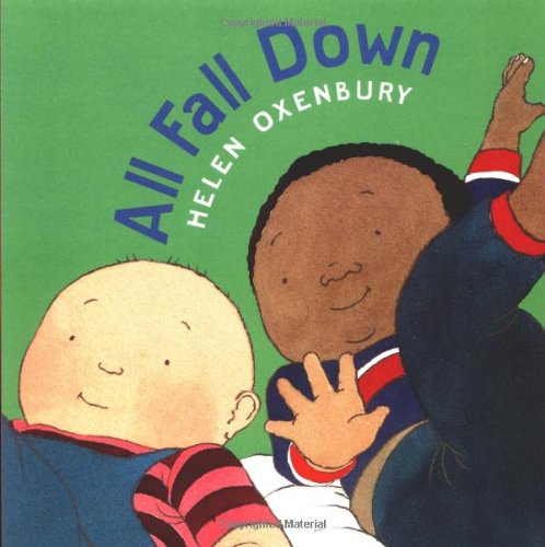 9780689819858: All Fall Down (Oxenbury Board Books)