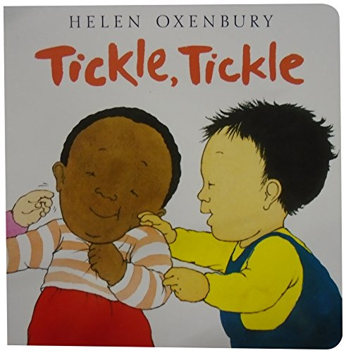 9780689819865: Tickle, Tickle (Board Books)