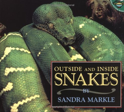 9780689819988: Outside and Inside Snakes