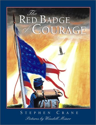 The Red Badge of Courage (Scribner Illustrated: Stephen Crane