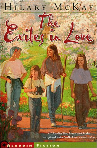 9780689820137: The Exiles in Love