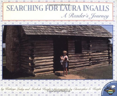 9780689820298: Searching for Laura Ingalls