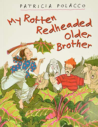 9780689820366: My Rotten Redheaded Older Brother (Aladdin Picture Books)