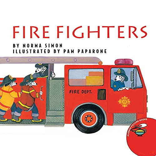 9780689820700: Fire Fighters