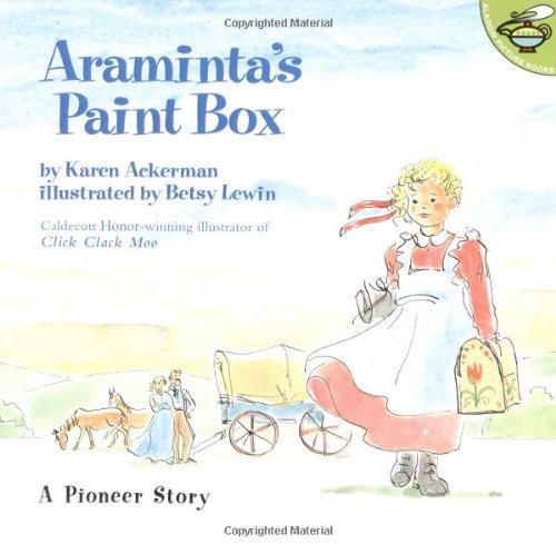 9780689820915: Araminta's Paint Box (Aladdin Picture Books)