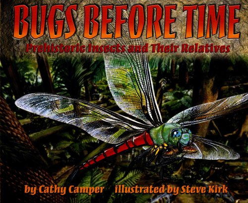 9780689820922: Bugs Before Time: Prehistoric Insects and Their Relatives