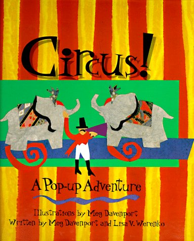 9780689820939: Circus!: A Pop-Up Adventure