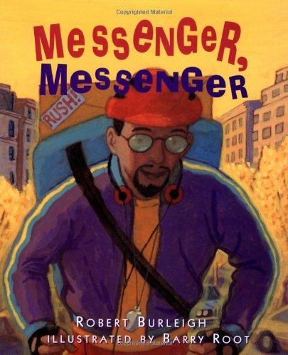 Messenger, Messenger: Burleigh, Robert
