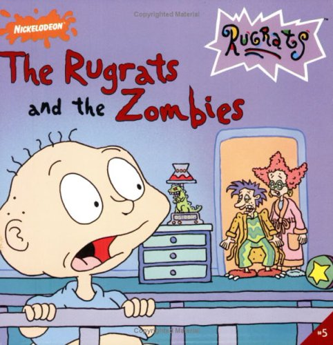 9780689821257: The Rugrats and the Zombies