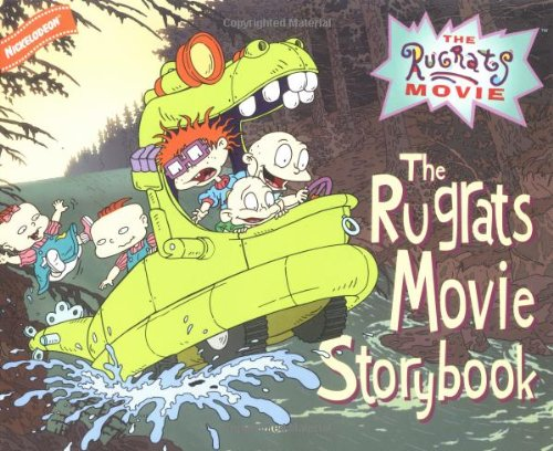 9780689821288: The Rugrats Movie Storybook