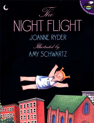 The Night Flight (Aladdin Picture Books) (9780689821509) by Joanne Ryder
