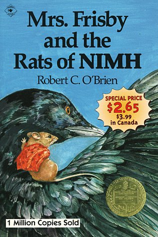 Mrs Frisby and the Rats of Nimh (0689821719) by O'Brien, Robert C.