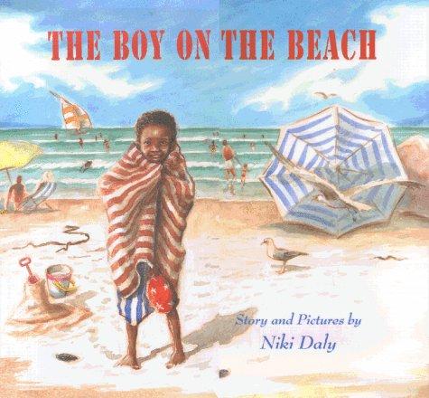 9780689821752: The Boy on the Beach