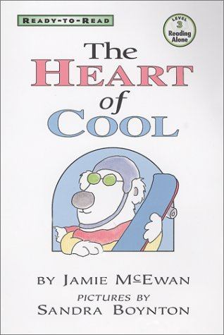 9780689821776: The Heart of Cool (Ready-to-Read Level 3: Reading Alone)