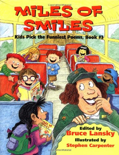 9780689821837: Miles of Smiles (Kids Pick the Funniest Poems)