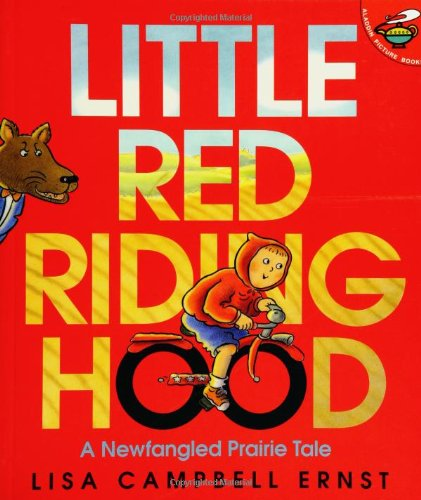 9780689821912: Little Red Riding Hood - A Newfangled Prairie Tale (Aladdin Picture Books)