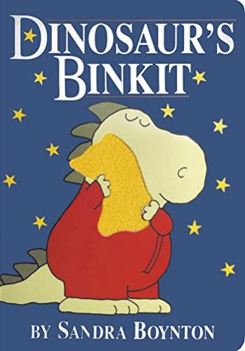 9780689822032: Dinosaur's Binkit