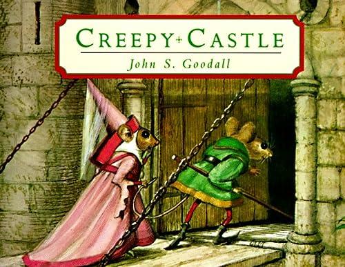 9780689822056: Creepy Castle