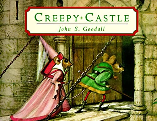 9780689822056: Creepy Castle
