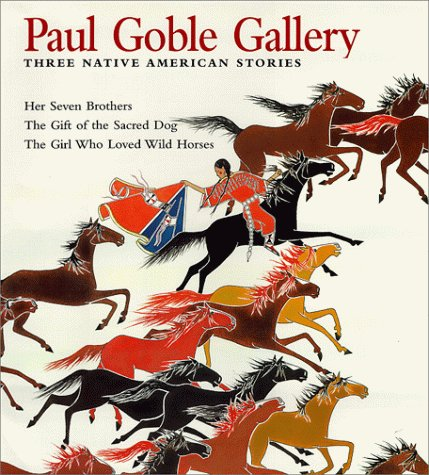 9780689822193: PAUL GOBLE GALLERY: Three Native American Stories