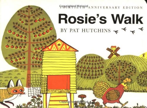 9780689822315: Rosie's Walk Classic Board Book (Classic Board Books)