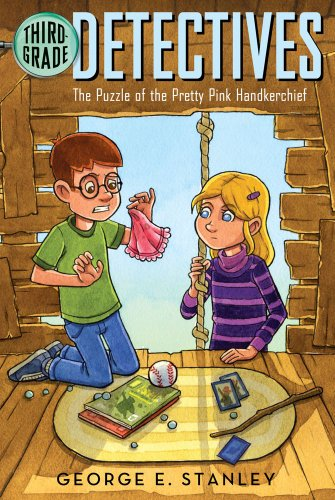 9780689822322: The Puzzle of the Pretty Pink Handkerchief : Ready-for-Chapters