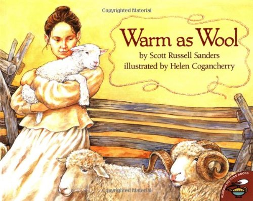 9780689822421: Warm As Wool (Aladdin Picture Books)