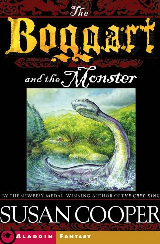 9780689822865: The Boggart and the Monster (Aladdin Fantasy)