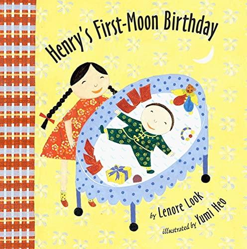 9780689822940: Henry's First-Moon Birthday