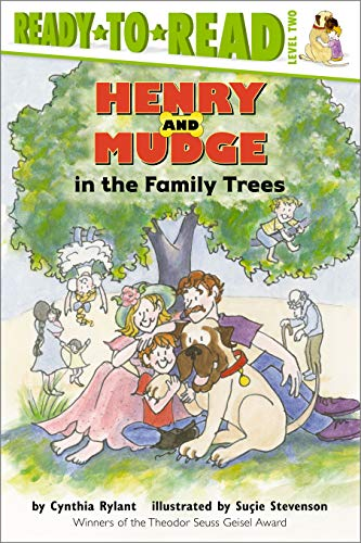 9780689823176: Henry and Mudge in the Family Trees