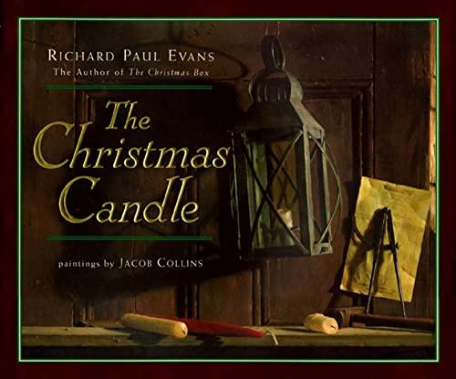The Christmas Candle: Evans, Richard Paul