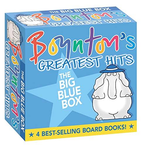 9780689823220: Boynton's Greatest Hits: Mo, Baa, La La La!/A to Z/doggies/bluehat, Green Hat