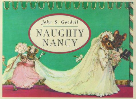 9780689823589: NAUGHTY NANCY (reissue)