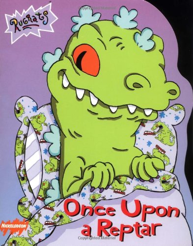 Once Upon a Reptar (Rugrats): Kitty Richards; Illustrator-Barry Goldberg