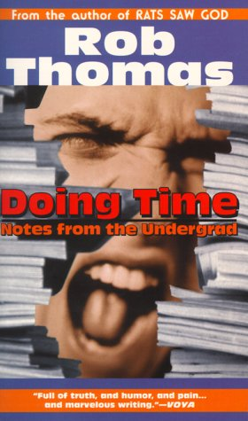 9780689824142: Doing Time: Notes from the Undergrad