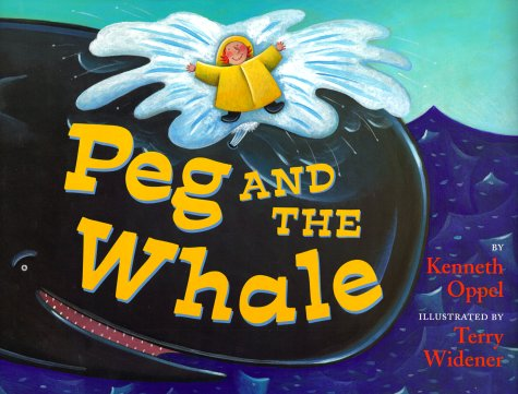 9780689824234: Peg and the Whale